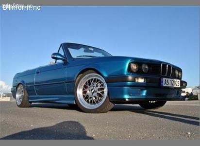 BMW 3-serie 325i 1987, 189 151 km