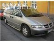 Chrysler Grand Voyager 3.3 1996