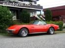 Corvette convertible 1971