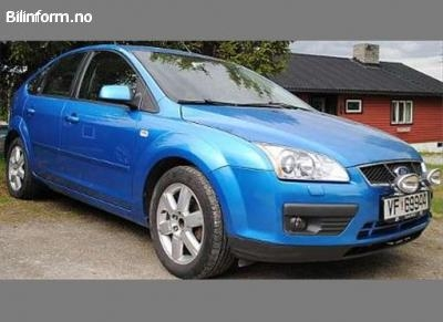 Ford focus 1,6tdci 2005, 125 000 km