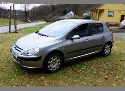 Peugeot 307 1.6 2002, 46 000 km