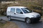 Peugeot Partner m lav km