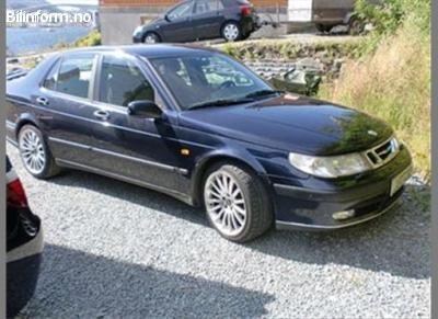 Saab 9-5 1999, 270000 km