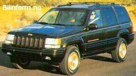 TIL SALGS Jeep