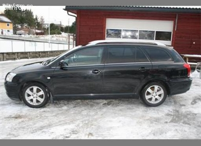 Toyota avensis 2,0 d4d executive 2006,