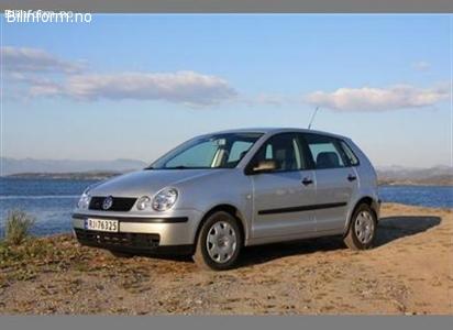 Volkswagen polo 1.4 tdi 2005,