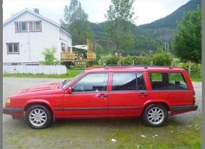 Volvo 940 turbo 1996, 328 700 km