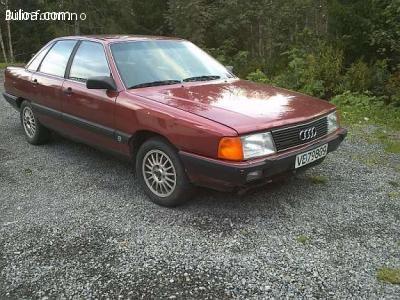 Audi 100 Quattro 1986, 352 000 km
