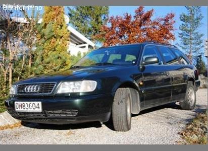 Audi a6 avant 2,6 quattro aut 1996