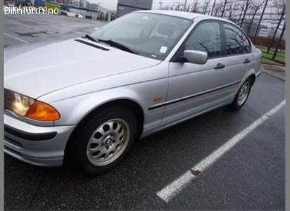 Bmw 3-serie 316i 1999