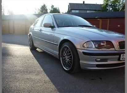 Bmw 3-serie 320 i 2000,