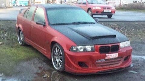 BMW 320i selges