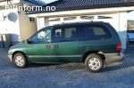 Chrysler grand voyager se 1997