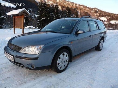 Ford Mondeo 2.0 trend 2001