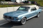 Ford Mustang Cabriolet.