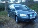 VW Caddy Maxi, 2008, 2,0 Tdi, 7 seter